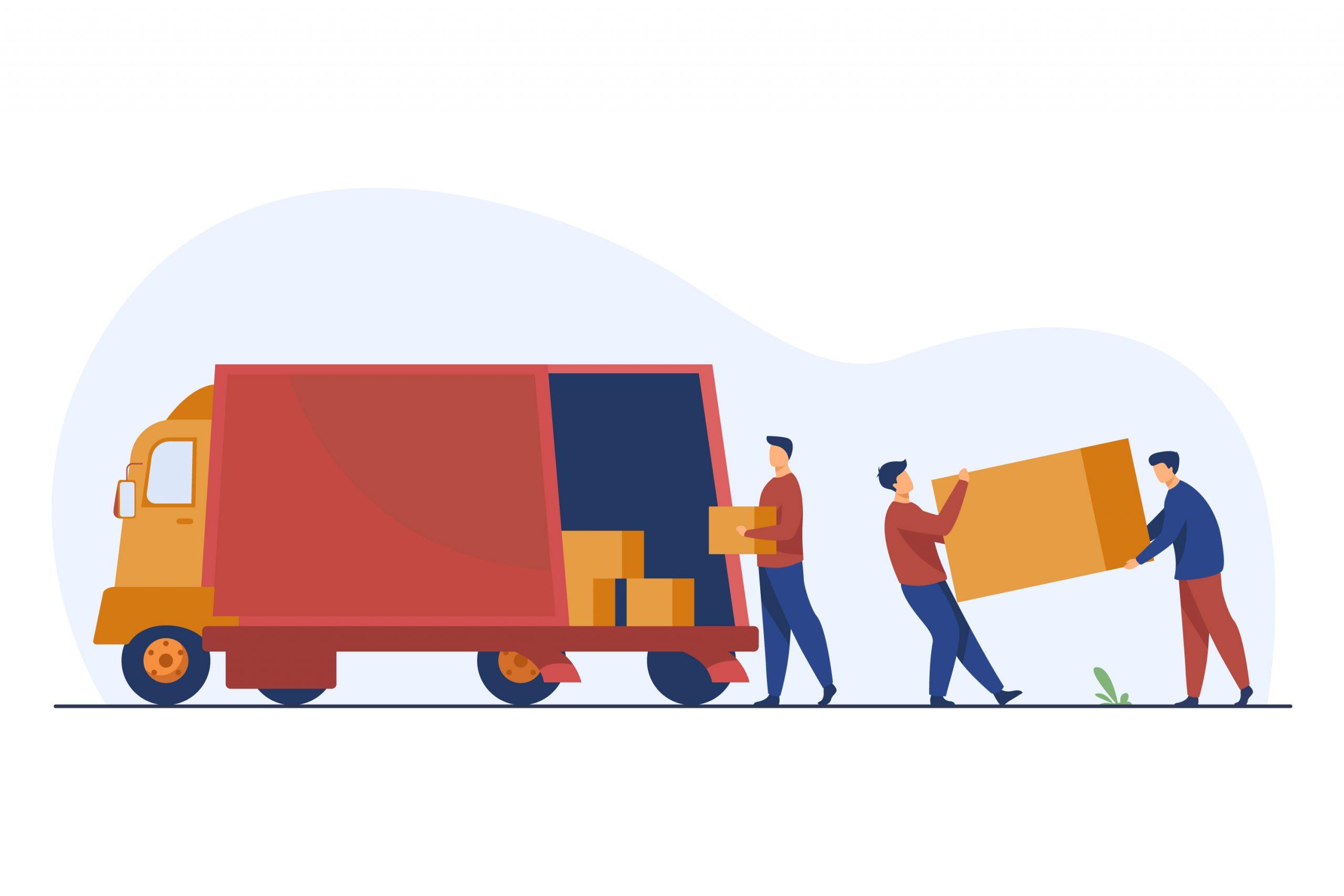 transport de marchandises montpellier